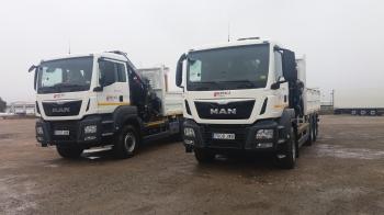 Camiones TGS