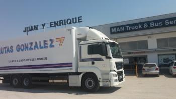 Camion Frutas Gonzalez 4