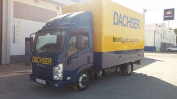 Camion ISUZU 2