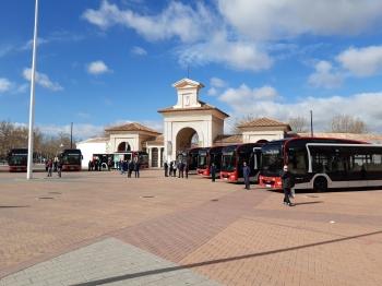 Autobuses Urbanos9