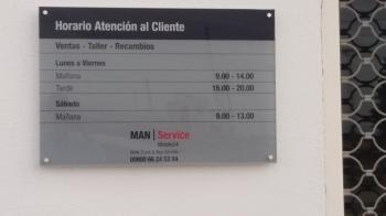 Horario Atencion al Cliente