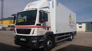 Camion Frutos